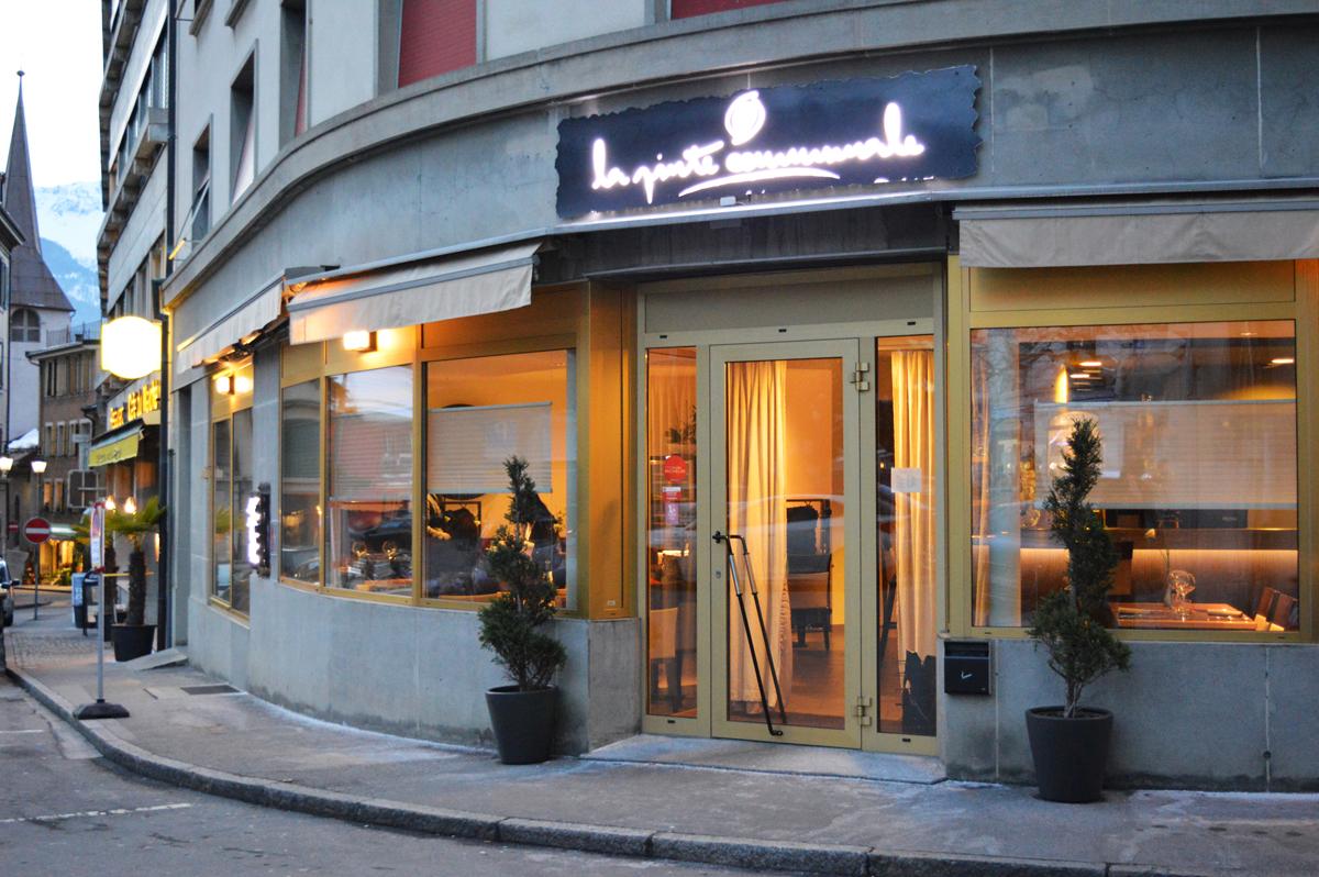 restaurant brasserie conviviale aigle