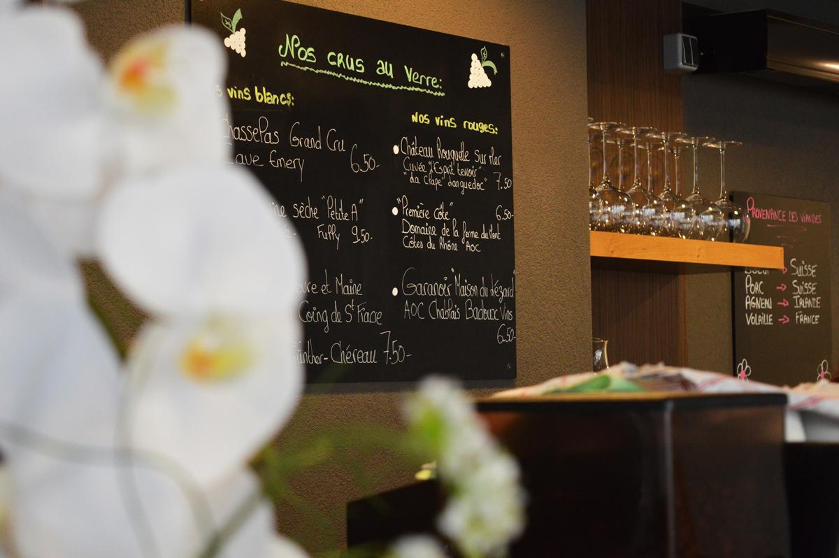 restaurant gastronomique vevey