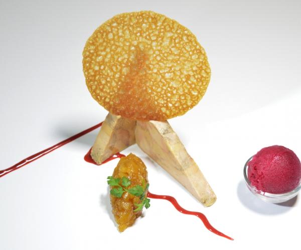 restaurant cuisine gastronomique bex